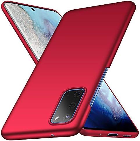 Ornarto Hülle Für Samsung S20 Ultra Dünn Schlank Elektronik