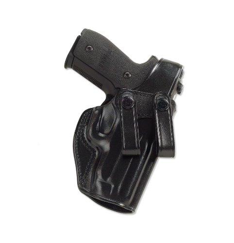 Galco SC2 Inside Pant Holster for Glock 17, 22, 31 (Black, Right-Hand)
