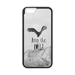 iPhone 6 Plus 5.5 Inch Cell Phone Case Black Into The Wild Hwuiv