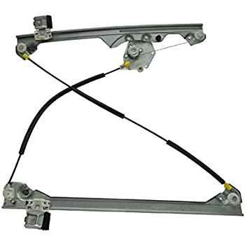 Amazon.com: Window Regulator Manual Front Driver Side Left