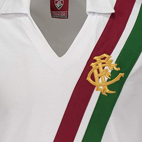 Polo Fluminense 1908 Retrô  Amazon.com.br  Esportes e Aventura 728455bba88dc