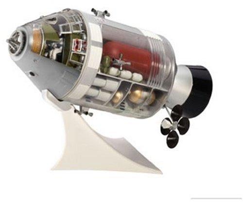 Revell 04829 - Modellbausatz Apollo Raumschiff und Interieur im Maßstab 1:32