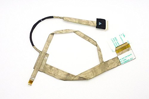 (Delanse® NEW LCD Flex Video Cable for Dell Inspiron 3520 M5040 N5040 N5050 Vostro 1540 1550 2520 P/n: 5wxp2 05wxp2)