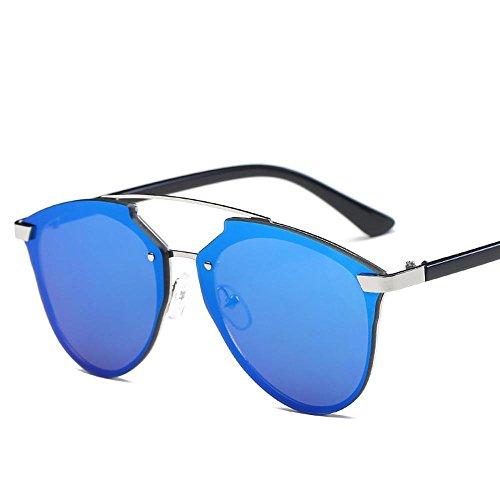 Aoligei Lunettes de soleil tendances mode CLASSIC lunettes de soleil rétro A