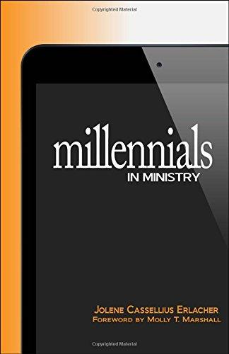 Millennials in Ministry: Jolene Erlacher: 9780817017521: Amazon.com: Books