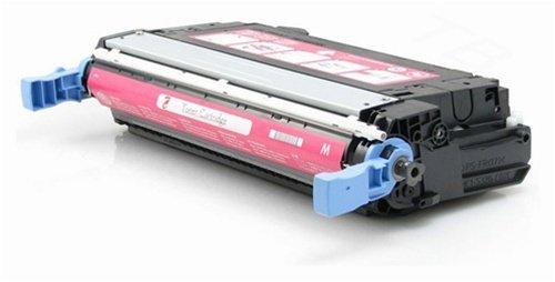 Hp Q5953a Magenta Toner (Calitoner Remanufactured Laser Toner Cartridge Replacement for HP Q5953A (643A) -Magenta)