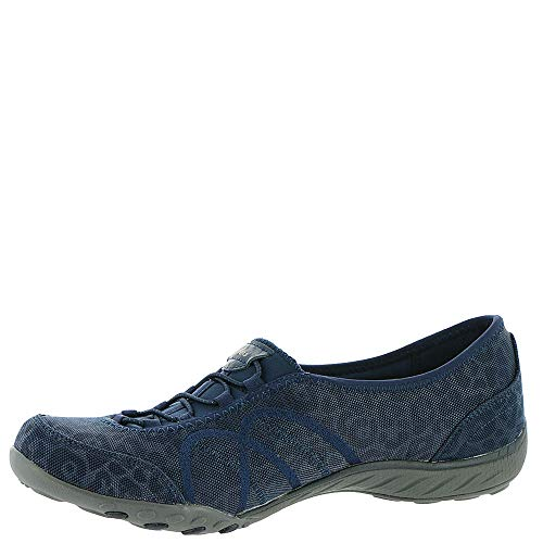 Risk Donna Skechers23228 Navy bold Easy Breathe vFqqtA