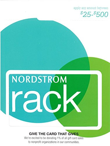 Nordstrom Rack  50 Gift Card