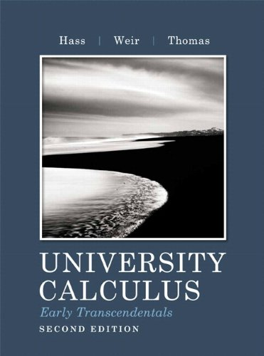 University Calculus: Early Transcendentals Plus NEW MyMathLab with Pearson eText -- Access Card Package (2nd Edition)