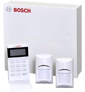 Bosch AMAX 2100 SET Alarma con 2 detectores de movimiento ...