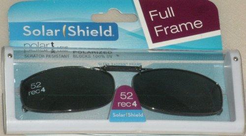 Solar Shield 52 Rec 4 Polarized Clip On - How Are Sunglasses Polarized