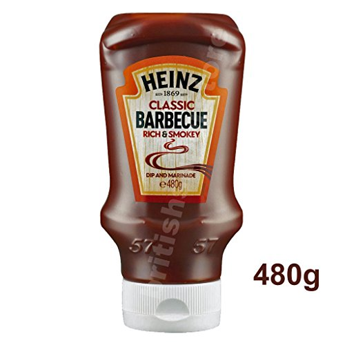 Heinz Barbecue Classic Sauce 480g