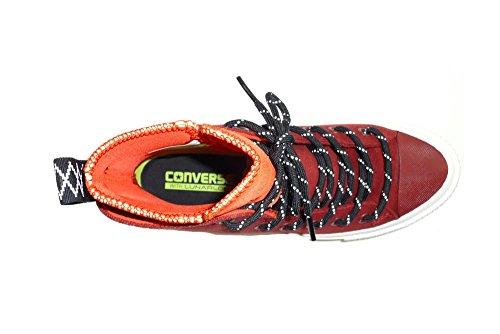 Canvas Ct Red C As Signal Converse Boot Red Hi Shield Block Ii xRBw80q85