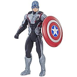 Avengers Marvel Endgame Team Suit Captain America 6″-Scale Figure
