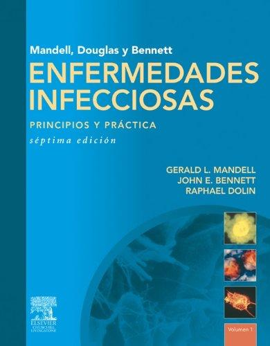 Mandell, Douglas y Bennet Enfermedades infecciosas. Principios y práctica + acceso online (Spanish Edition) Pdf