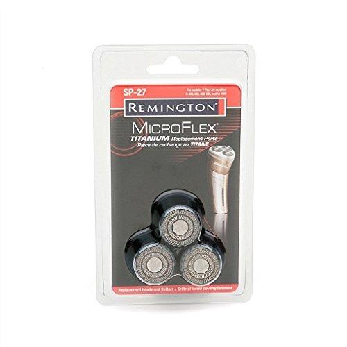 Remington SP-27 Microflex Titanium Replacement Heads