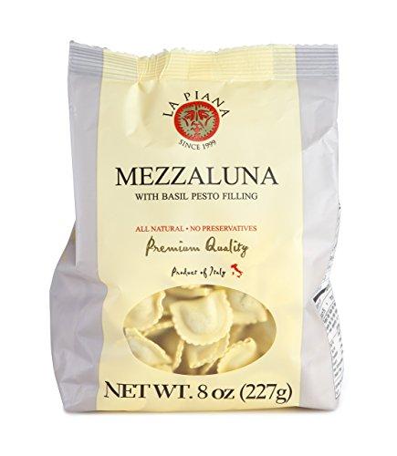 La Piana Mezzaluna with Pesto Filling, Half Pound, 8 Ounce ()