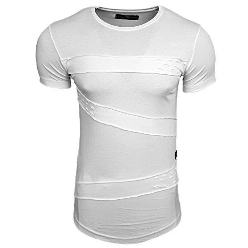Rusty Neal Herren T-Shirts T-Shirt schwarz schwarz M
