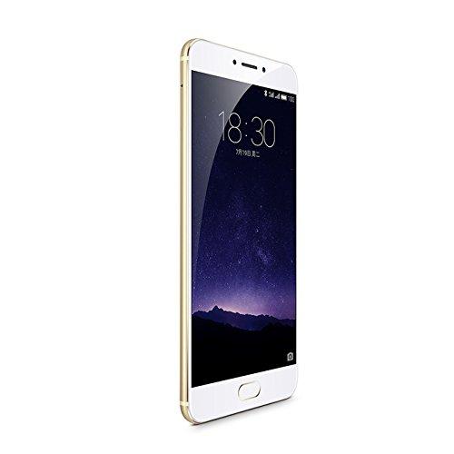 Meizu MX6 Unlocked Smart Phone RAM 4GB+ROM 32GB 5.5'' Screen 4G FDD-LTE Champaign Gold