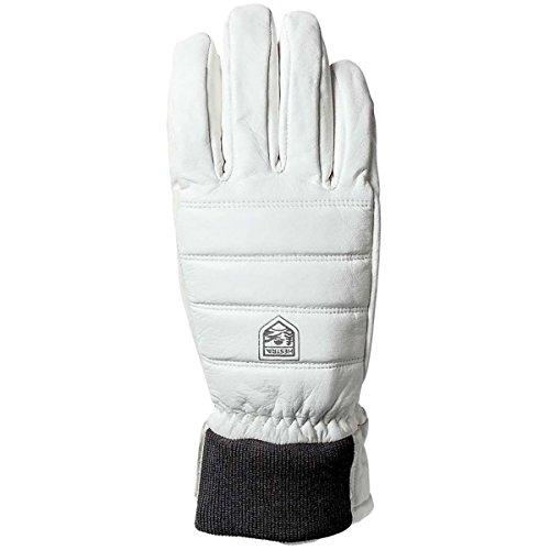 路面電車緊急瞑想[ヘストラ] レディース 手袋 Alpine Leather Primaloft Glove [並行輸入品]