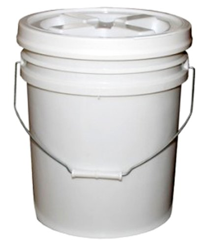 PC Products 640449 PC-Petrifier Water-Based Wood Hardener, 5 gal Pail, Milky - Pc Guardian Wood