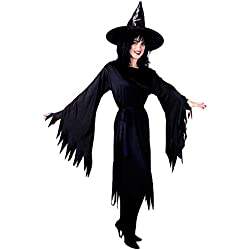 Forum Novelties Women's Wicked Witch Costume, Black, Standard