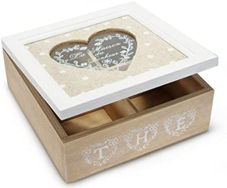 Caja Puerta The, caja te, idee regalo: Amazon.es: Hogar
