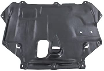 Crash Parts Plus Engine Splash Shield Guard for Ford C-Max, Focus FO1228121
