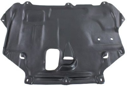 Crash Parts Plus Engine Splash Shield Guard for Ford C-Max, Focus FO1228121