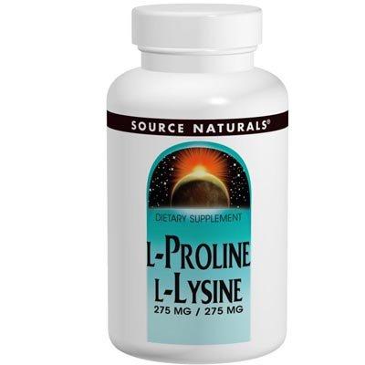 L-Proline/L-Lysine 275mg/275mg