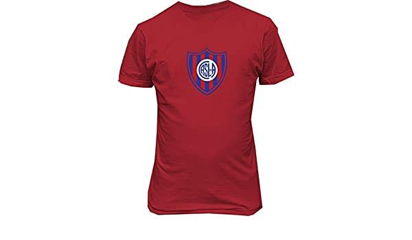 Club Atletico San Lorenzo de Almagro Futbol Argentina t Shirt Soccer at Amazon Mens Clothing store:
