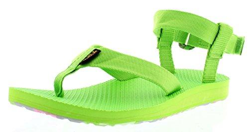 Verde 703 Sandal Sandali grün Original Donna W's Jasmine Green Sportivi Marbled Teva x06anqwUz