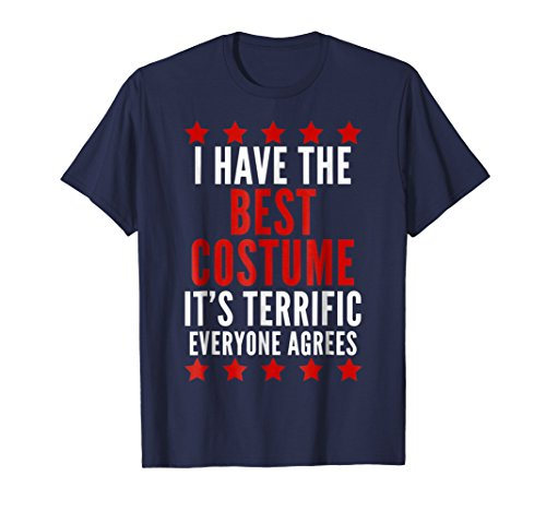 Mens I Have The Best Costume T-Shirt Funny