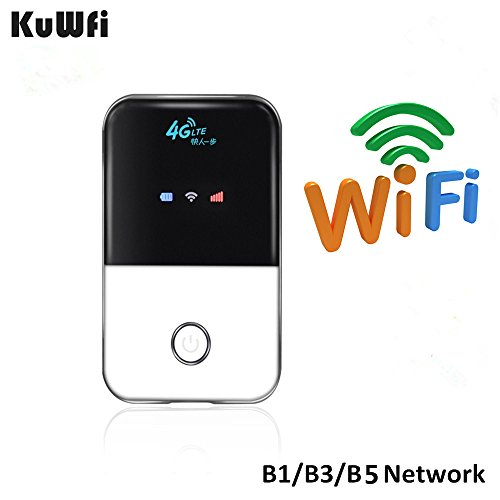 KuWFi-4G-wiFi-Router-Unlocked-Travel-Partner-4G-LTE-Wireless-4G-Router-with-SIM-Card-Slot-Support-LTE-FDD-B1B3B5-Support-ATT-and-US-Cellular-4G