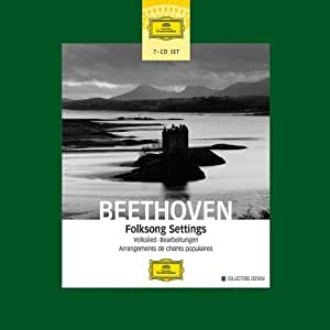 Beethoven: Folksong Settings [Arrangements de Chants Populaires]