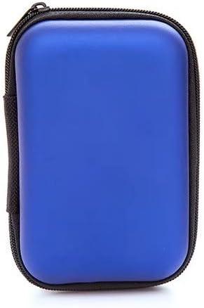 RICISUNG EVA Case Pocket Size Holder Case for Plantronics Backbeat Go, Marque 2 M165, Marque M155, M55 M50 M28 M25 M