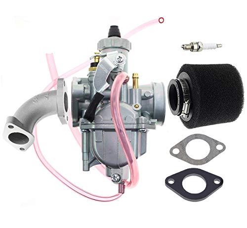 VM22 26mm Carburetor Kit for Mikuni Intake Pipe Pit Dirt Bike 110cc 125cc 140cc Lifan YX