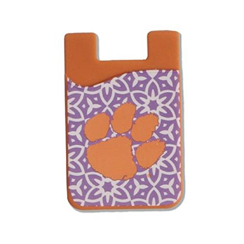 - Sports Team Accessories Clemson Tigers Cell Phone Card Holder or Wallet