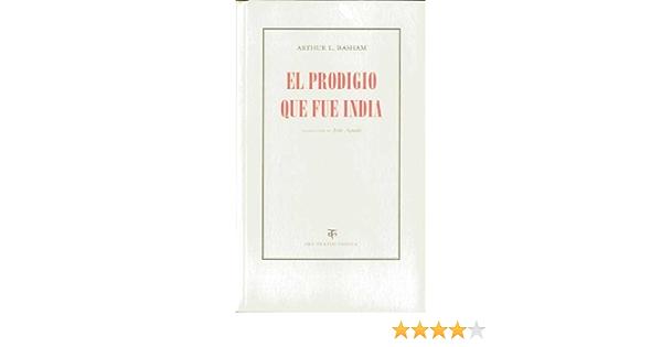 El prodigio que fue India (Pre-Textos, Índika): Amazon.es ...