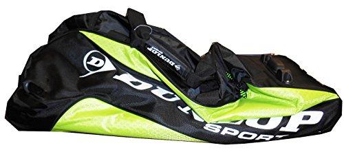 Dunlop Biomimetic Tour Wheelie Tennis Bag - Green Dunlop Tennis Bags