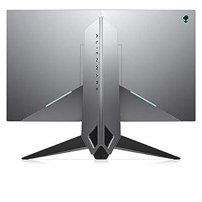 "2019 Alienware AW2518H 25"" Antiglare LED Gaming Monitor, Full HD @ Native 240Hz, 16:9, 1,000:1 Contrast Ratio, 1 ms Response time, HDMI, USB 3.0, NVIDIA G-SYNC Technology, Black"