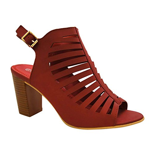HerStyle Womens Manmade Marinner Gladiator Style product image