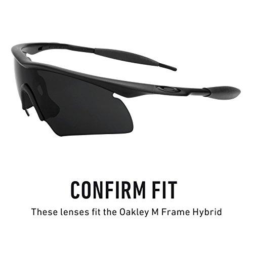 Oakley M Verres de rechange pour Hybrid Frame 4wnBU0nq