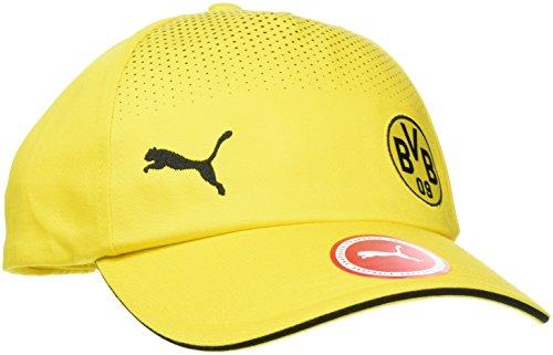 cyber black Yellow Black Puma puma BVB Cyber Gorra yellow wqx8SX8p