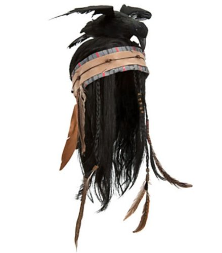 Disney Exclusive The Lone Ranger Deluxe TONTO (Comanche Indian Costumes)
