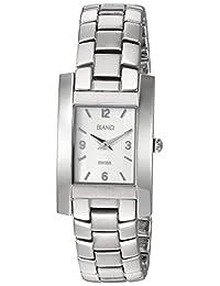 Roberto Bianci Women's RB36380 Casual Pacevita Analog Silver Dial Watch
