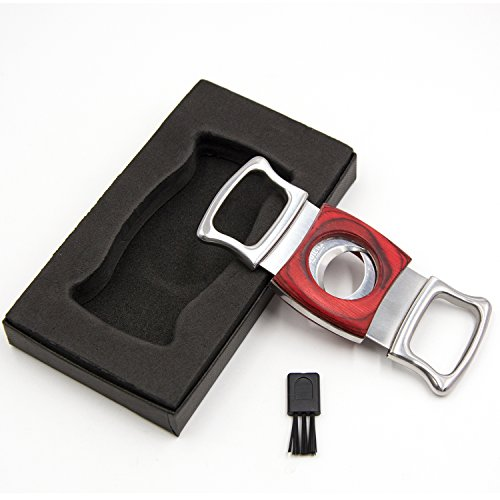 Pocket Size Stainless Steel Cigar Cutter Blade - 9