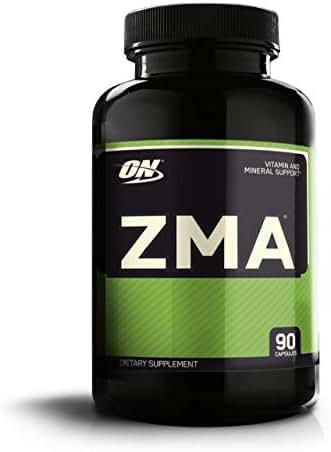 Vitamins & Supplements: Optimum Nutrition ZMA