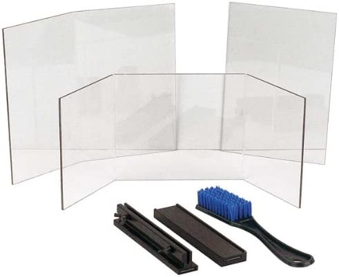 "TTC 6123 6/"" Magnetic Safety Shield Kit for 8/"" Vise"