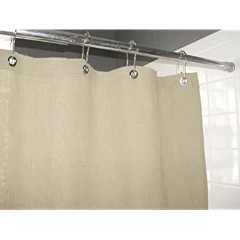 Amazon Com Organic Hemp Shower Curtain Full Size